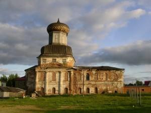 Восстановим храм всем миром