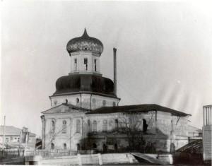 ИРИКМ КП-811-81.Преображенская церковь в Ижме