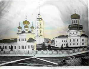 ИРИКМ НВ-1235.Преображенская церковь